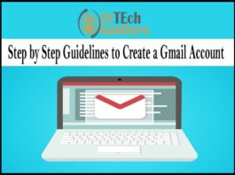Step by Step Guidelines to Create a Gmail Account
