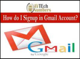 How do I Signup in Gmail Account?