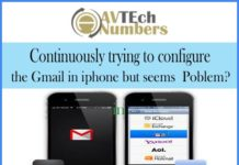 Continuously trying to configure the Gmail in iphone but seems problem? Get the tips to solve it.
