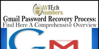 Gmail Password Recovery Process: Find Here A Comprehensive Overview