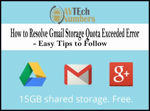 How to Resolve Gmail Storage Quota Exceeded Error- Easy Tips to Follow