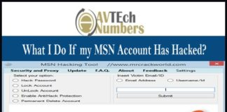 What I Do If my MSN Account Has Hacked?