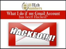 What I do if my Gmail Account has been Hacked?
